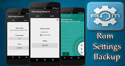 ROM Settings Backup 1.24 apk