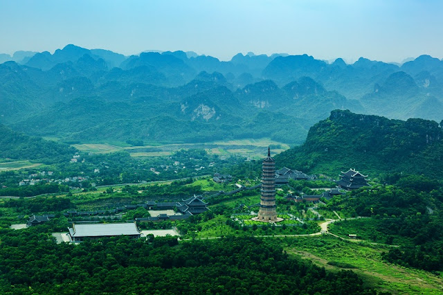 Hai Van Pass and Ninh Binh are included in the top landscapes in Southeast Asia 6