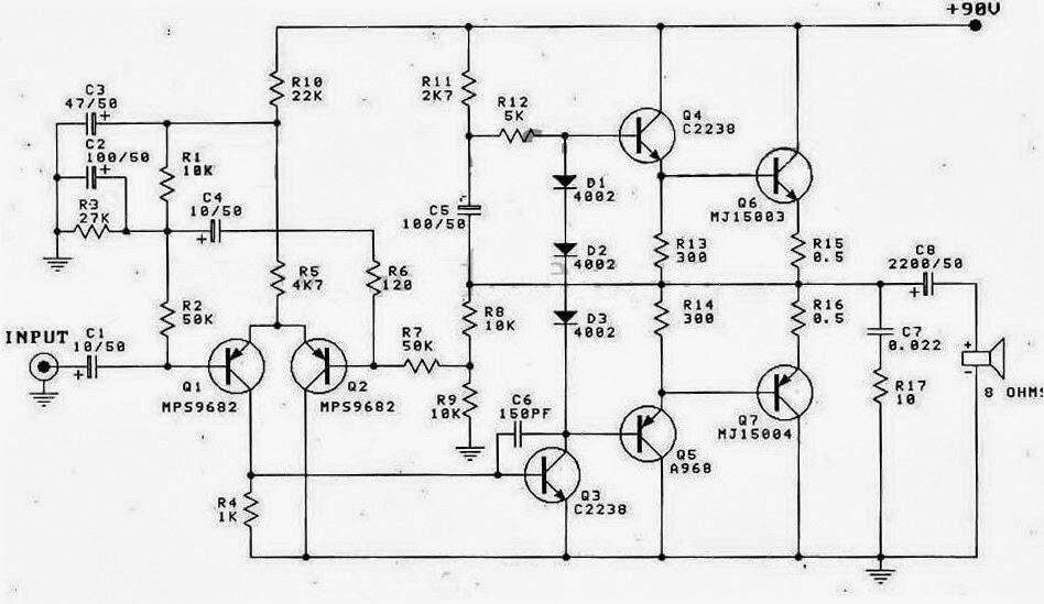 2sc5200 2sa1943 amplifier circuit diagram pdf auto. Black Bedroom Furniture Sets. Home Design Ideas