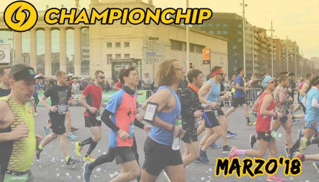 Lliga Championchip 2018 - MarzoLliga Championchip 2018 - Marzo