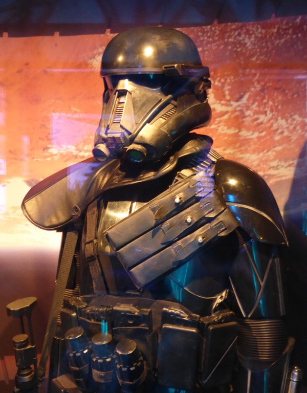 Rogue One Imperial Death Trooper costume