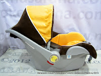 Infant Car Seat Pliko PK02