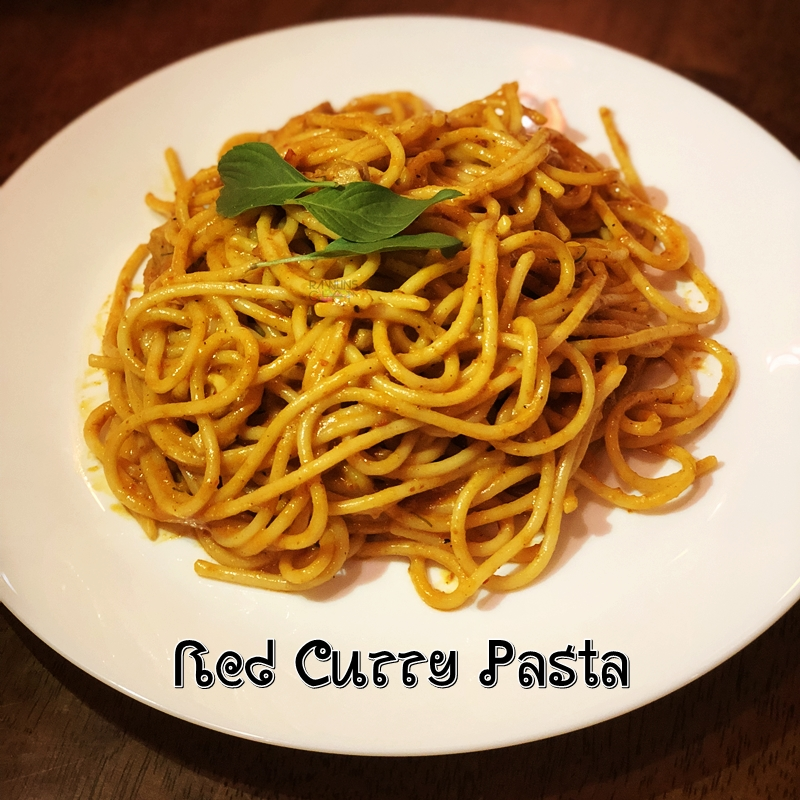 authentic thai food, Coconut Ice Cream, green curry, Mueang Kao Thai restaurant, Pad Gra Pow, Rawlins Eats, Red Ruby, Sticky Rice, Thai food in Damansara,