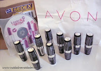 Batons Beijo Total Avon