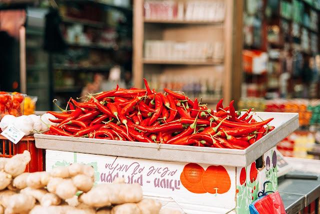 spicy, pepper, fat burn,