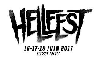 Logo du Hellfest 2017