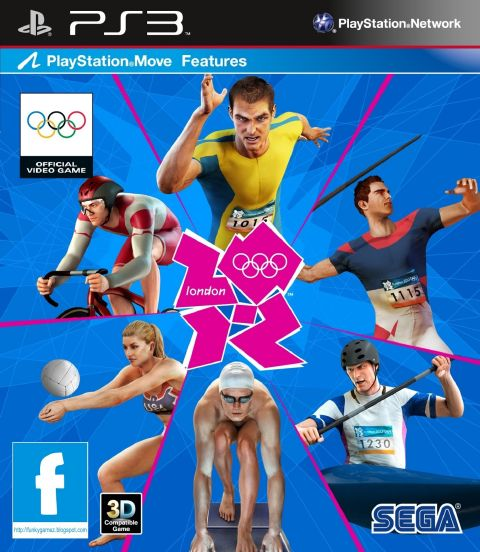 London 2012 The Olympic Games - Download game PS3 PS4 PS2 ...Ps3 Games List 2012
