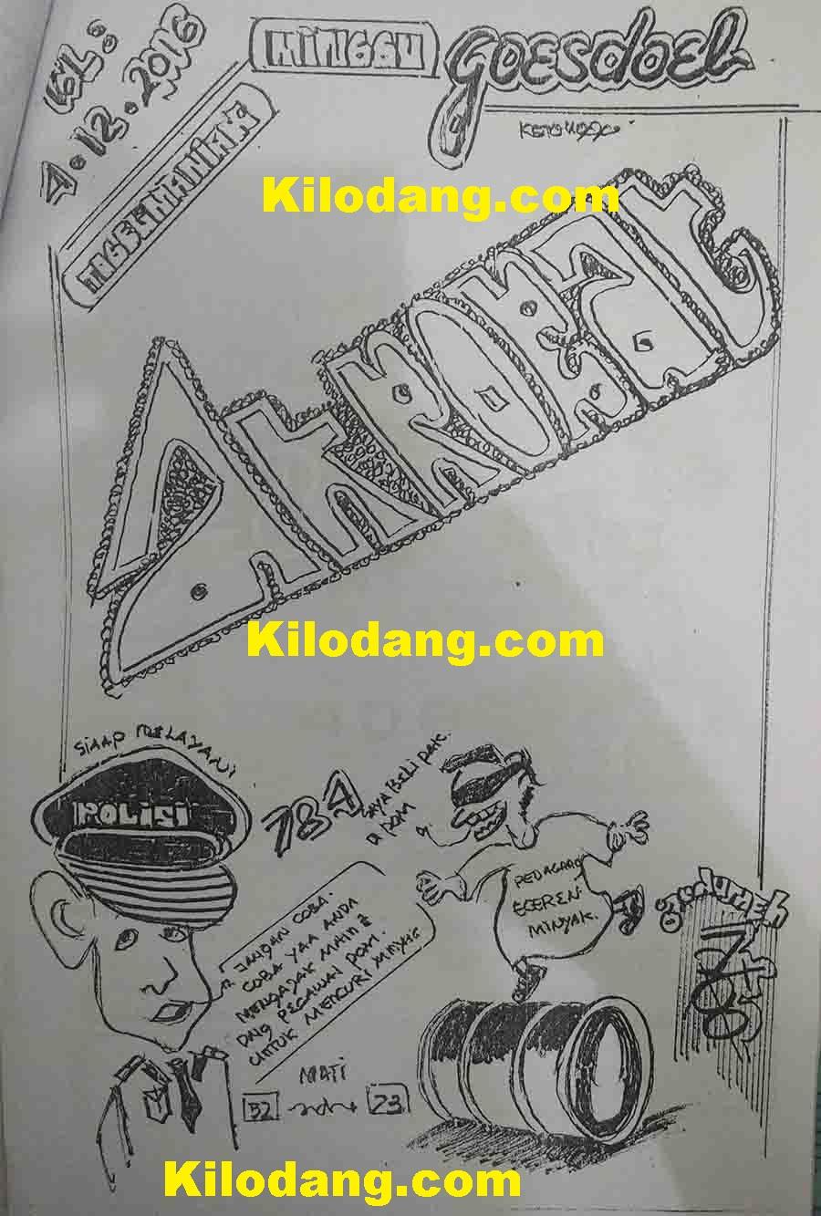 Syair Jawa Kilodang Minggu