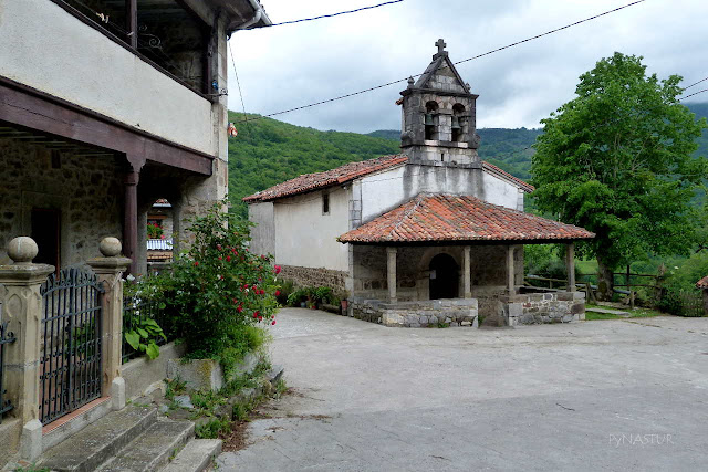 Iglesia de San Lorenzo - Abiegos - Ponga