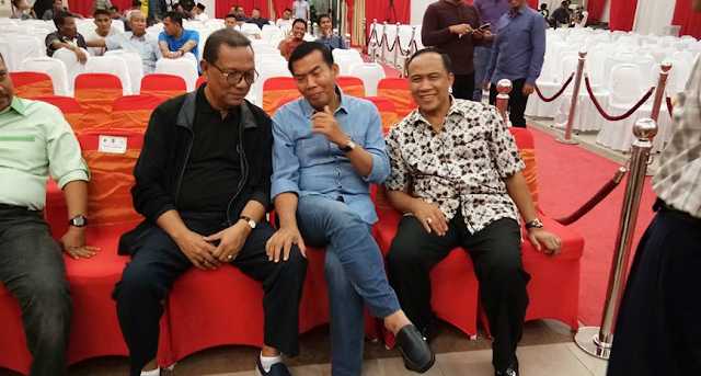 Pelantikan Pemimpin Baru Kota Pekanbaru dan Kabupaten Kampar 6000 Orang Diundang sekaligus Pesta Rakyat Sambut Ramadhan, HMI MPO: Perbuatan Mubazir