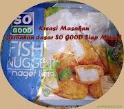 SO GOOD Steak Nuget Ikan Saus Tiram, Cocok Untuk Menu Pembuka