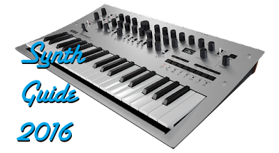 Analog Synth Guide 2016