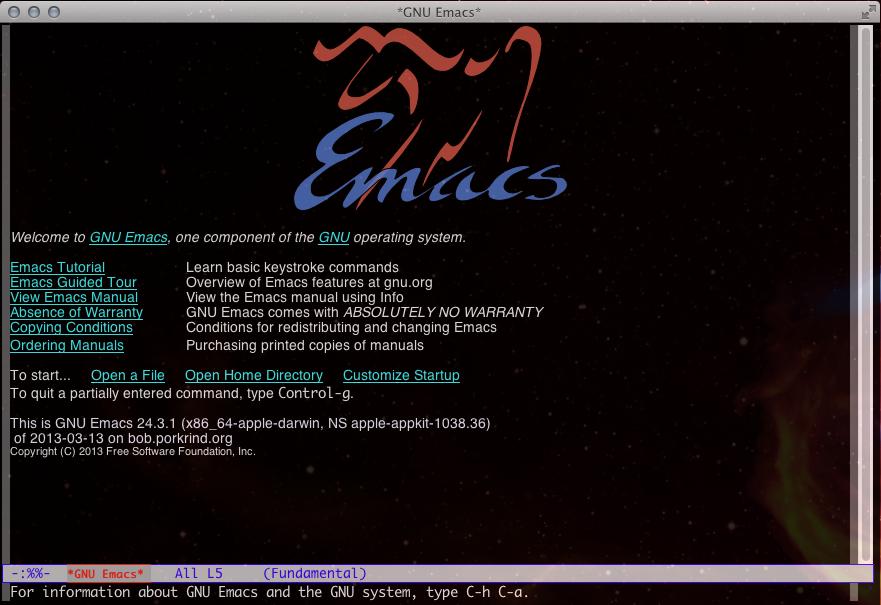 minaseizki's memo: GNU Emacs F...