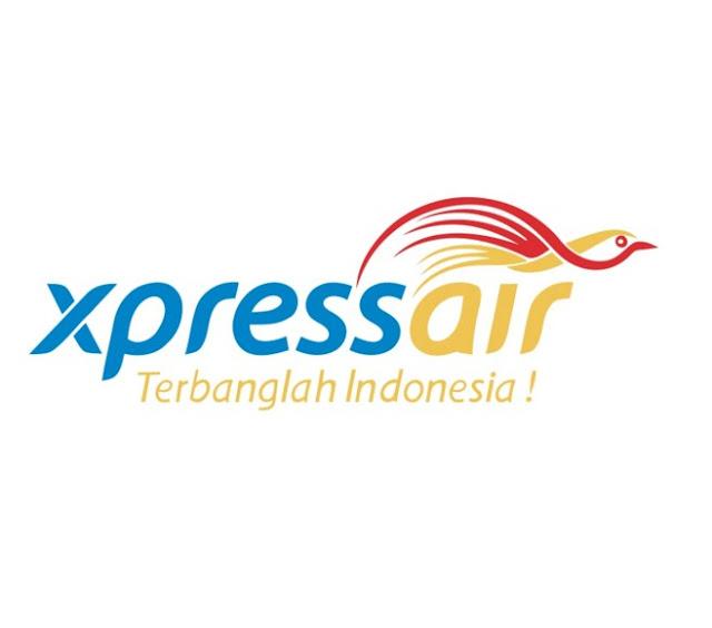 Logo maskapai express air