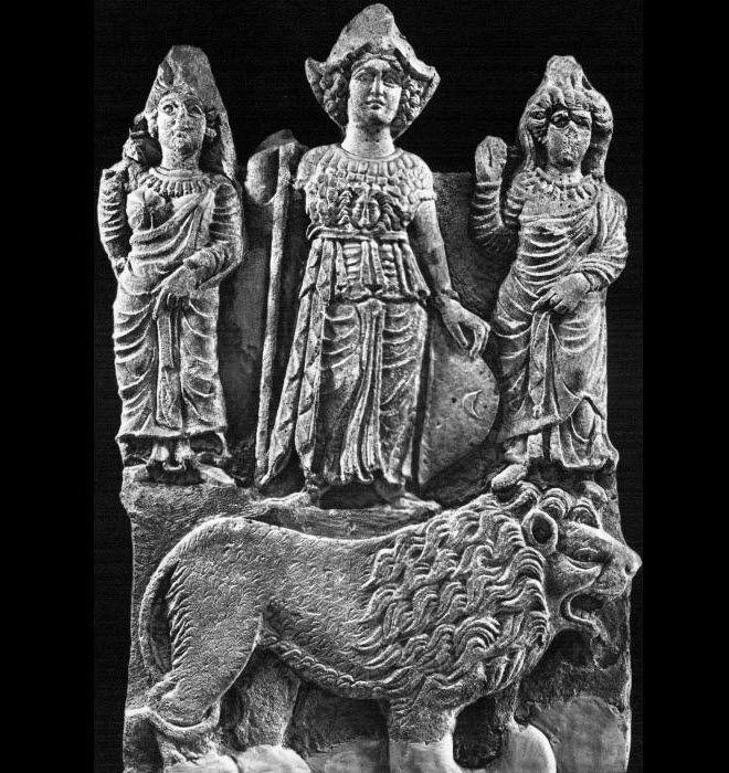 Yavuz Tellioğlu: The three daughters of the Semitic god