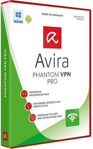 Avira Phantom VPN Pro 2.24 Download