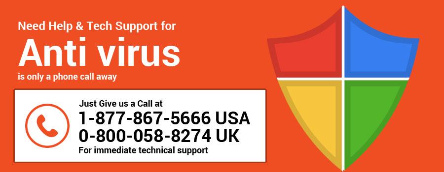 Avg antivirus tech support number