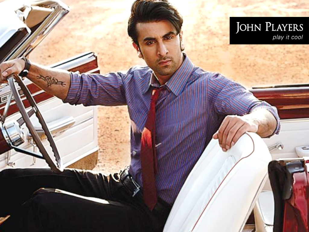 Stylish Shirt Wallpaper Pixwallpaper Wallpaper Directory Ranbir Kapoor Hot And