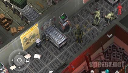 Lantai bawah 1 - Lobby Bunker Alfa Last Day on Earth