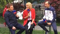 Robert Kubica Sky SPorts Grand Prix Chin