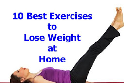10 Most Effective Exercises for Weight Loss at Home