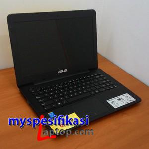 Spesifikasi dan Harga Laptop Asus X455LA-WX082D
