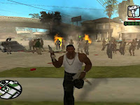 Kode Cheat GTA Zombie