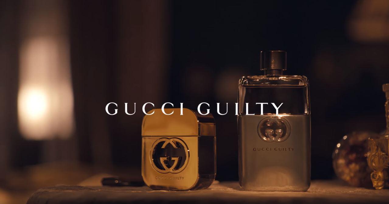 Canzone GUCCI Guilty profumo Pubblicità