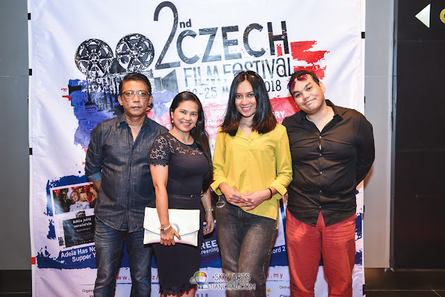 Czech Republic Film Festival 2018 Malaysia Launch at GSC Pavilion KL