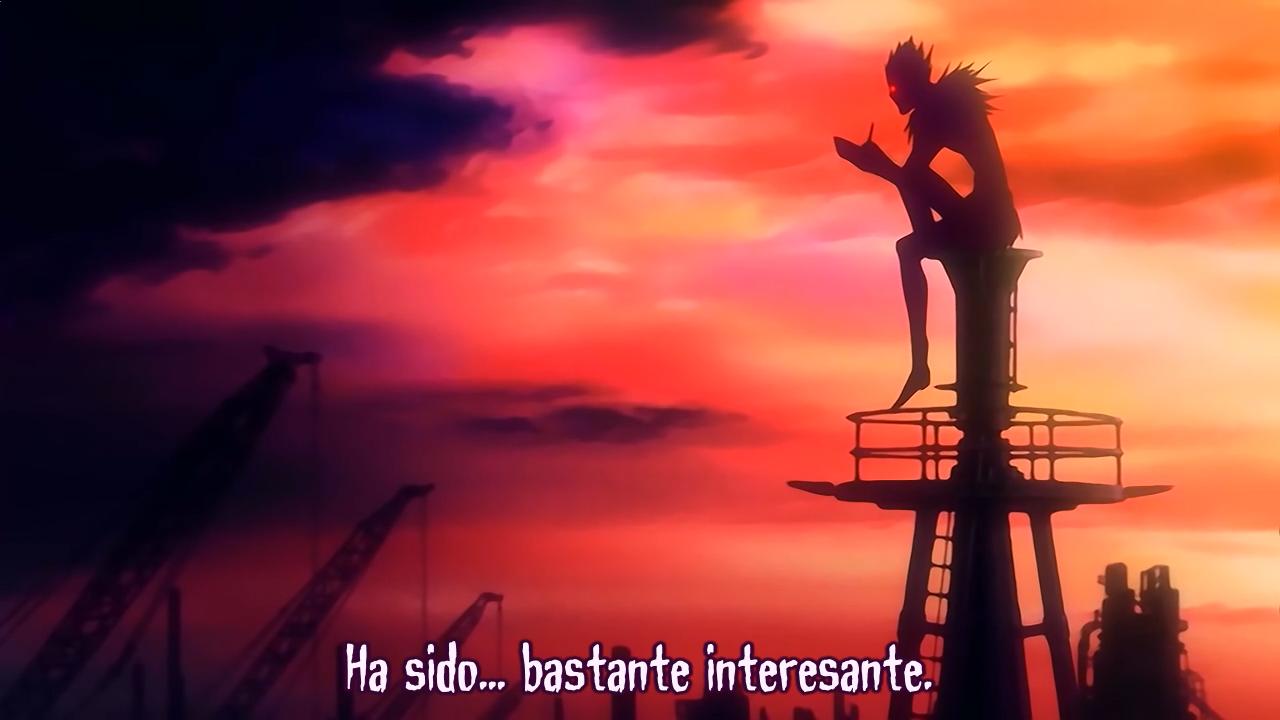 Anime Death Note Ultimo Capitulo Diferencias Entre Final De El Manga Y