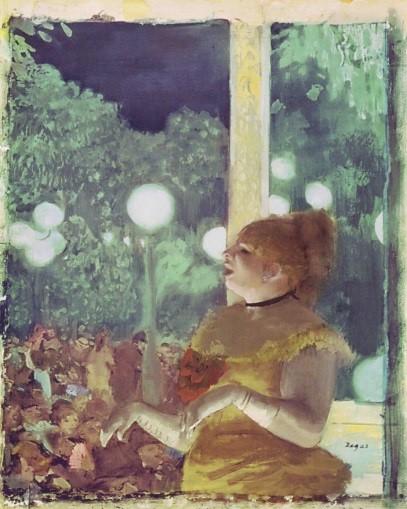 パリに生まれ、パリとバレエを愛した画家 エドガー・ドガ 『犬の歌』