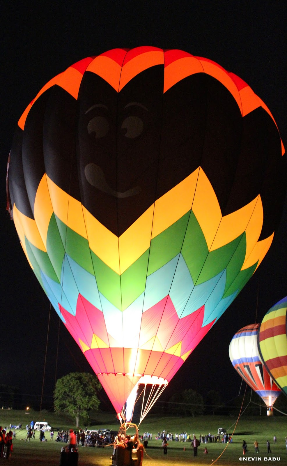 Hot Air Balloon Festival at Turf Valley in Ellicott City