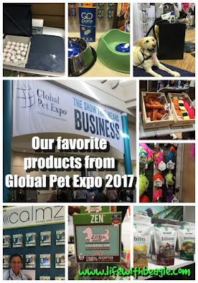 Check out some of our favorite products from Global Pet Expo.