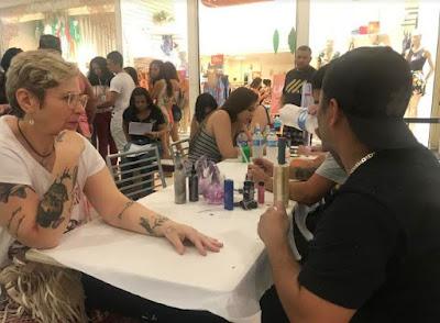 Caxias Shopping promoverá Flash Weekend Tattoo de 3 a 5 de maio com estúdio de Beto Tattoo