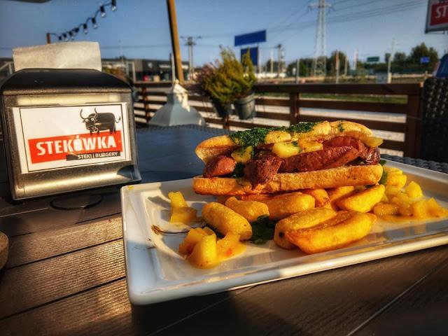 Jemy w Łodzi Food Fest - Stekówka - Steki i Burgery