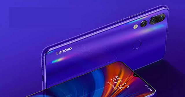 لينوفو تكشف عن هاتف Lenovo Z5s ثلاثي الكاميرا