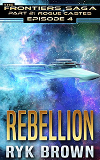 Rebellion by Ryk Brown PDF
