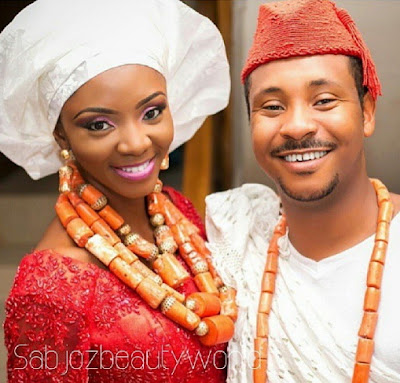 ivie okujaye gives birth
