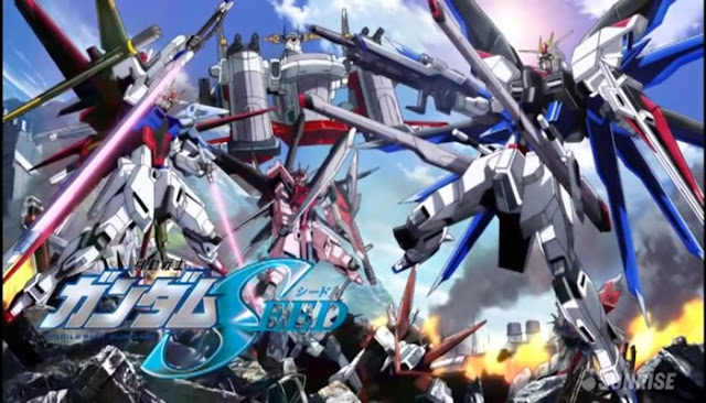 Download Gundam Seed Remaster Subtitle Indonesia