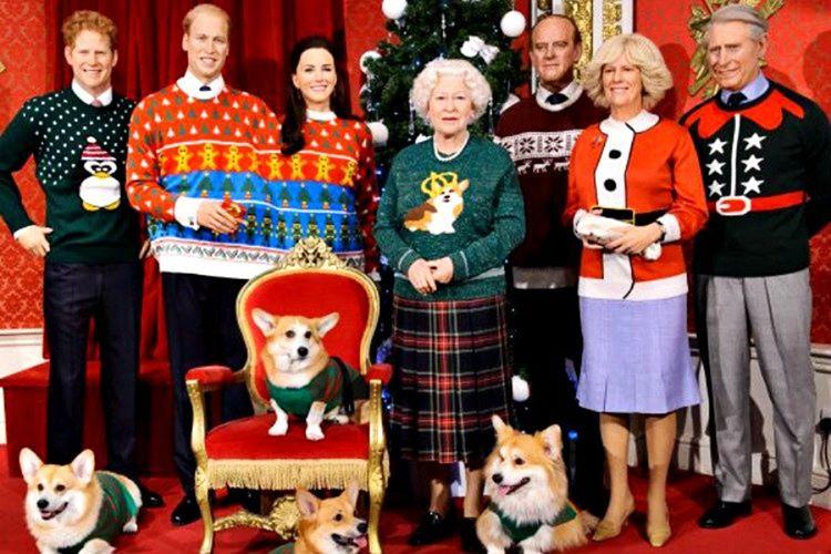 Kraliyet fertlerinin İsa'nın doğuşunun kutlandığı Noel bayramını bireysel kutlamaları yasaktır.
