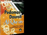 Buku Pedoman Daurah Al Quran Abdul Aziz Abdur Rauf, Al Hafizh, Lc.