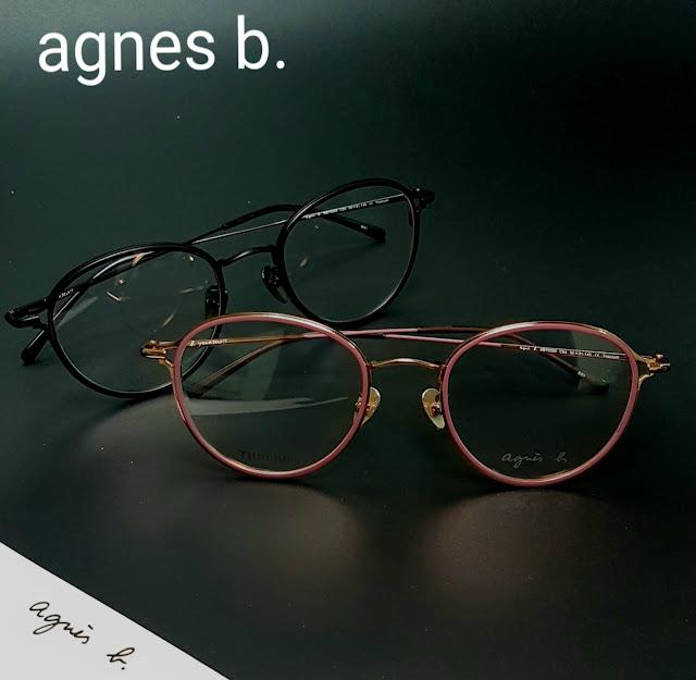 AGNES B  2019 spring eyewear 眼鏡