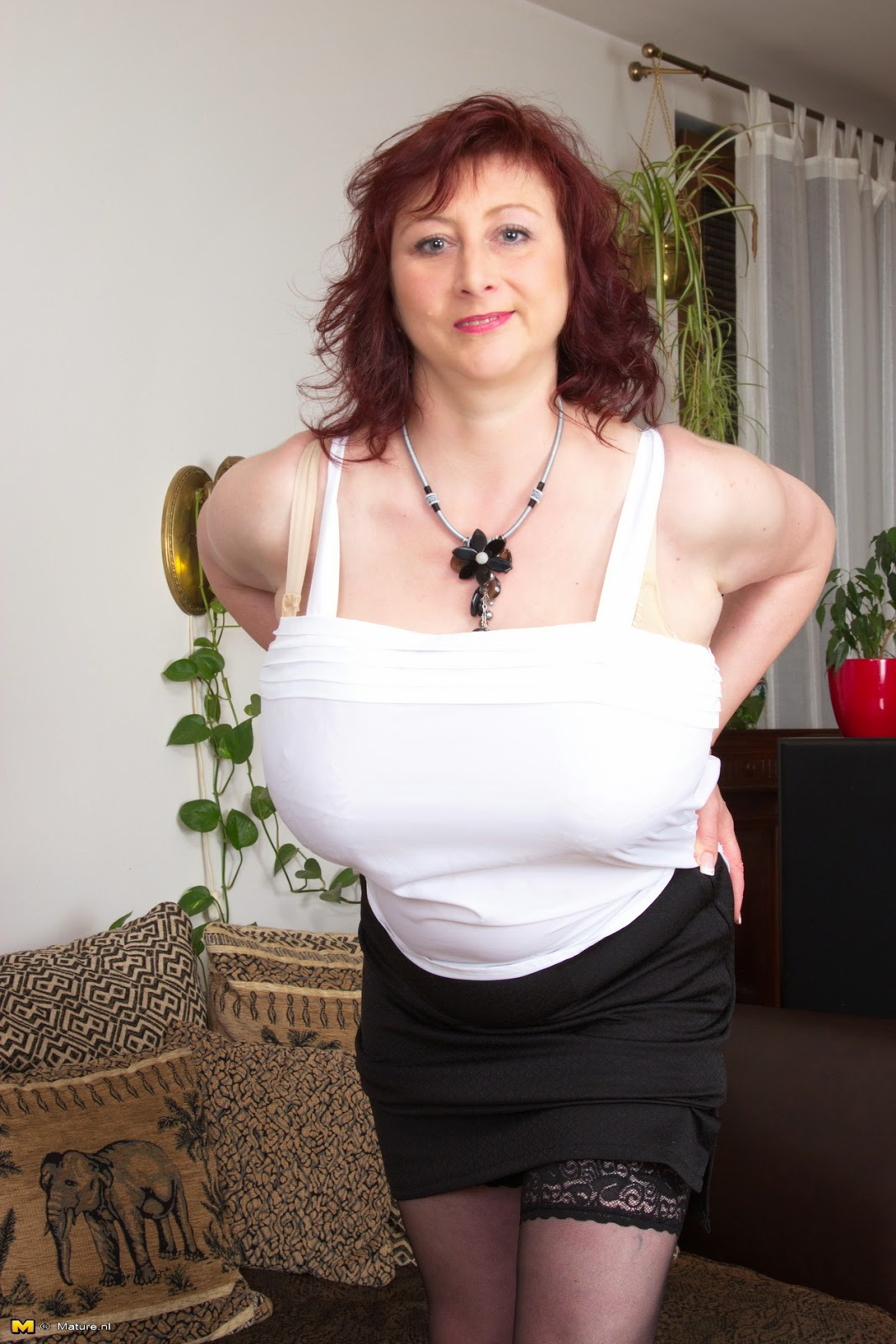 Mature redhead housewifes-3583