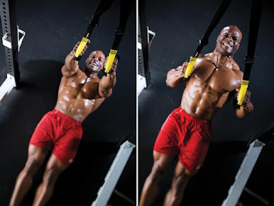 TRX Straight Pull Downs