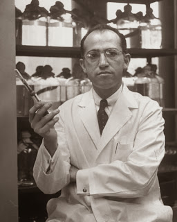 Dr. Jonas Salk the Inventor of Polio Vaccine