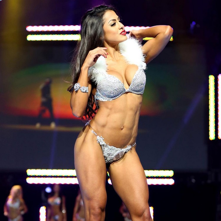 Cristina Silva WBFF Pro Bikini World Champion