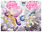 My Little Pony Friendship is Magic #6 Comic Cover Double Variant