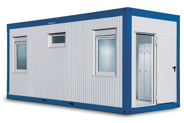 Kích cỡ container