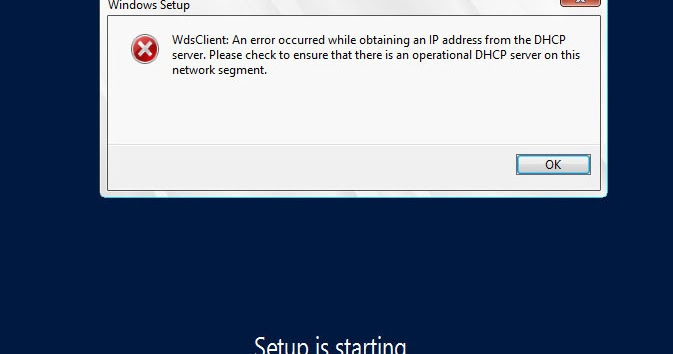 Helpful IT: How to get WDS PXE boot on Windows Server 2012 R2 to