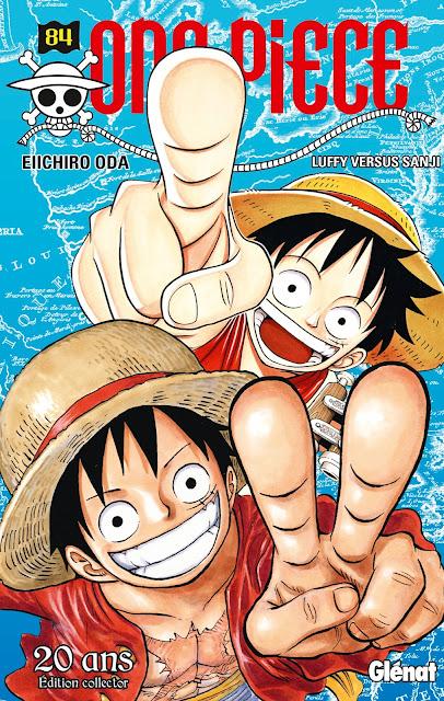 One Piece, Glénat, Manga, Manga News, Eiichiro Oda,